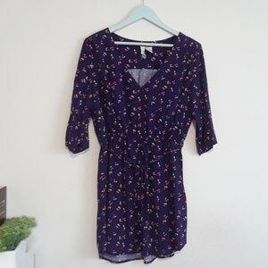 Mod Cherry Print Dress